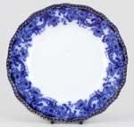 Side or Cheese Plate c1901