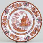 Side or Cheese Plate c1902