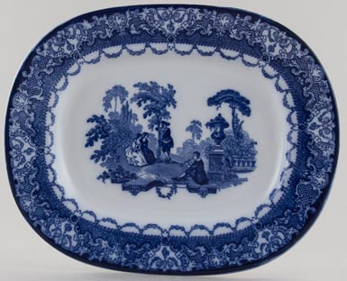 Meat Dish or Platter c1924