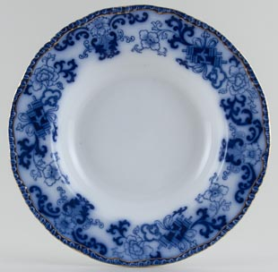 Soup or Pasta Plate c1920s