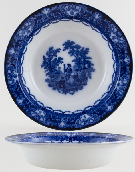 Royal Doulton Watteau Bowl c1936