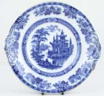 Bread and Butter Plate c1922