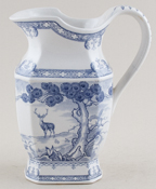 Royal Doulton Kang He Jug or Pitcher c1920s