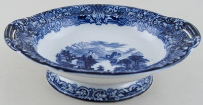 Royal Doulton Geneva Comport c1920