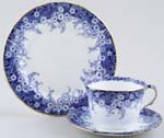 Teacup and Saucer with Plate c1900