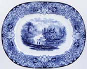 Meat Dish or Platter c1913
