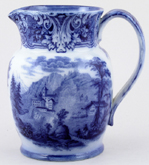 Royal Doulton Geneva Jug or Pitcher c1920s