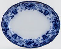 Meat Dish or Platter c1901