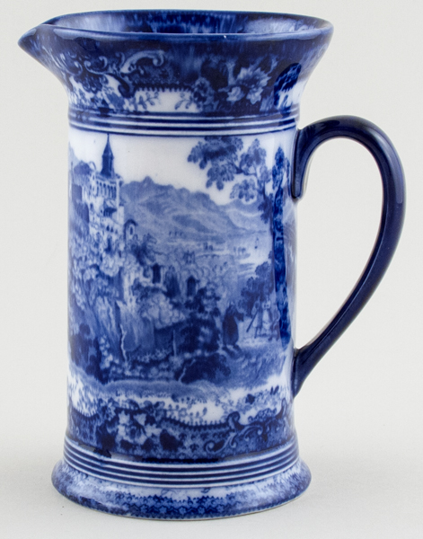 Royal Doulton Unidentified Pattern Jug or Pitcher c1920
