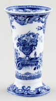 Royal Doulton Unidentified Pattern Vase small c1920