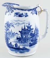Royal Doulton Madras Ewer c1910