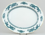 Meat Dish or Platter small c1950s or 1960s