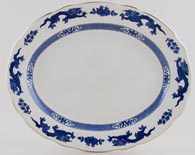 Meat Dish or Platter c1970