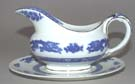 Sauce Boat with Stand c1930s