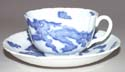 Cup and Saucer c1930s