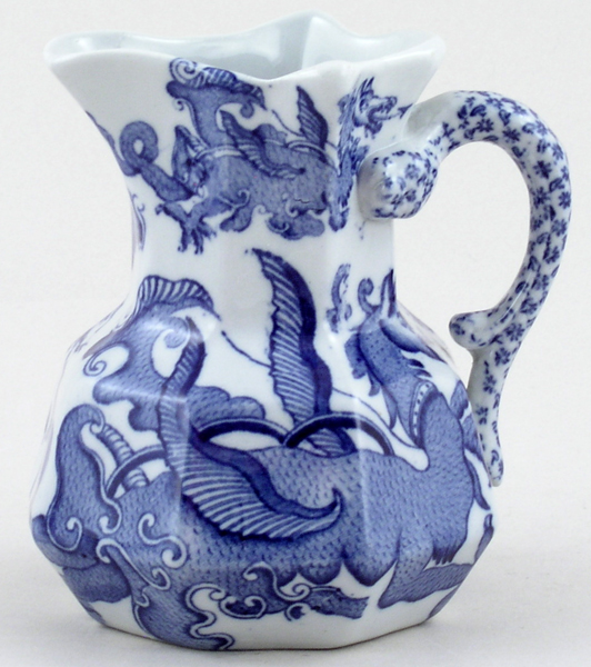 Masons Dragon Jug or Pitcher c1920s