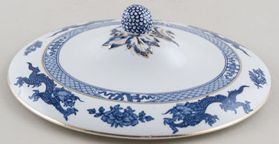 Vegetable Dish Lid c1930s