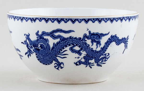 Pountney Dragon Sugar Bowl c1930s