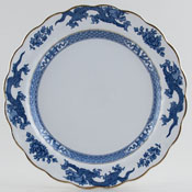 Booths Dragon Plate c1950
