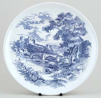 Wedgwood and Co Countryside Plate c1970s