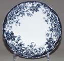 Side or Cheese Plate c1903
