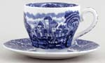 Coffee cup and Saucer c1960s