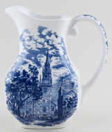 Jug or Pitcher Old North Church c1970s