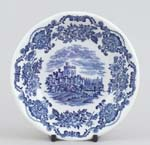 Wedgwood and Co Royal Homes of Britain Fruit Saucer Windsor Castle