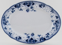 Ford Melba Meat Dish or Platter c1910