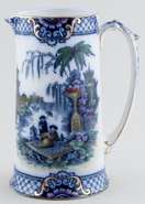 Ford Burma colour Jug or Pitcher c1910