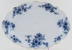 Meat Dish or Platter c1895