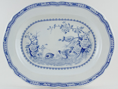 Meat Dish or Platter c1930s