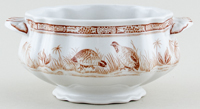 Furnivals Quail brown Sauce Tureen base