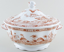 Furnivals Quail brown Soup Tureen