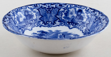 Jones George Abbey Cereal or Dessert Bowl c1923