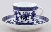 Cup and Saucer c1870