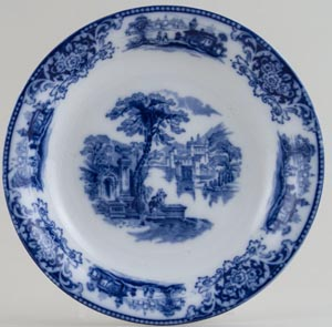 Grindley Shanghai Bowl c1920