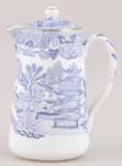 Jug or Pitcher Hot Water c1915