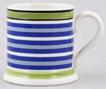 Mug Blue Stripe
