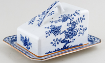 Hoods Chatsworth Cheese Dish c1930