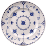 Johnson Bros Blue Denmark Salad or Dessert Plate