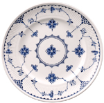 Johnson Bros Blue Denmark Lunch Plate