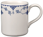 Johnson Bros Blue Denmark Mug Coffee