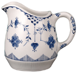 Johnson Bros Blue Denmark Jug or Creamer