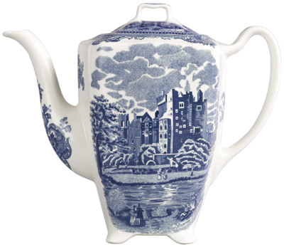 Johnson Bros Old Britain Castles Coffee Pot