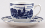 Johnson Bros Old Britain Castles Teacup and Saucer