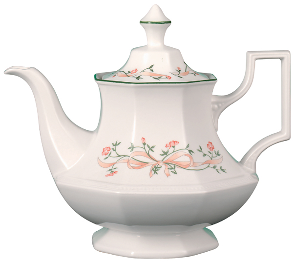 Johnson Bros Eternal Beau colour Teapot
