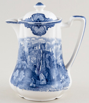 Jug or Pitcher Hot Water c1950s