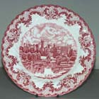 Dinner Plate Windsor Castle c1980s