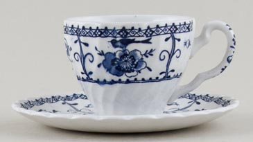 Johnson Bros Indies Coffee Cup and Saucer